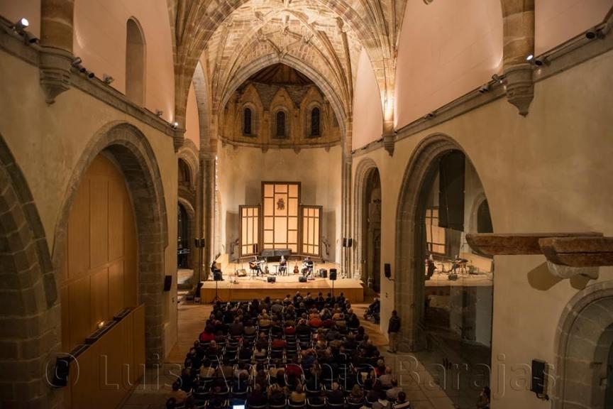 Concierto en el Auditorio de San Francisco, Ávila