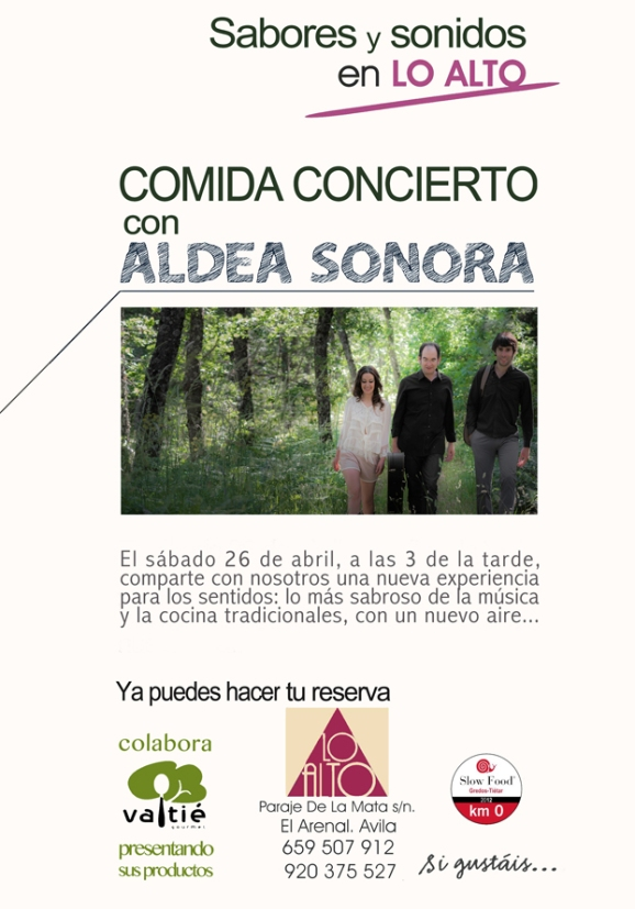 cartelconciertocomida
